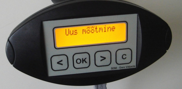 Modulaarne mõõte- ja infosüsteem