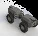 Juhita väiketraktori teine prototüüp